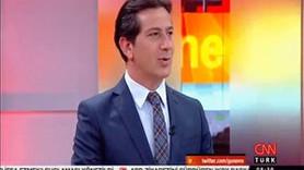 """CNN Türk spikeri o haberi sunamadı! """"Off işte, gördüğünüz gibi!"""""""