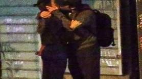 Irina Shayk yeni sevgilisiyle öpüşürken yakalandı