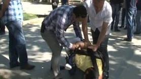 Saldırıya uğrayan gazeteci polislerden şikayetçi oldu!