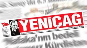 Yeniçağ'dan çok sert HDP manşeti!