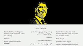 Gazeteci, yazar ve akademisyenler Mursi'ye destek için bunu yaptı!