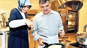 'İntifada'ya mutfaktan başladı! Hayrünnisa Gül yemek kitabı yazdı!