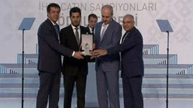 Reza Zarrab'a ödülünü iki Bakan birden verdi!