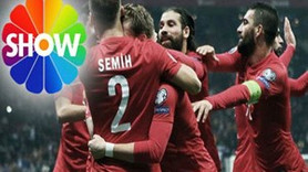 Türkiye-Bulgaristan ve Kazakistan-Türkiye maçları Show TV'de!