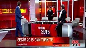Cüneyt Özdemir stüdyoyu bastı, Ahmet Hakan ti'ye aldı! Melih Gökçek gibisin valla!