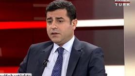 Selahattin Demirtaş'tan canlı yayında PKK'ya bomba çağrı!