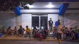 Küba'da kablosuz internet heyecanı!