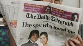 Daily Telegraph'ın haberi sosyal medyayı salladı!