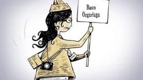 Gazeteciler sansür ve yasaklara karşı toplanıyor