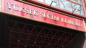 YSK, Televizyon yayınlarını da içeren takvim açıklandı!