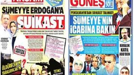Sümeyye Erdoğan'a suikast konuşmaları sahte çıktı!