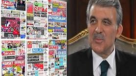 İktidara yakın medya Abdullah Gül'ün açıklamalarını nasıl gördü?