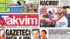 İktidara yakın gazetelerden 'baskın' manşetleri: Altın Koza Film Festivali!