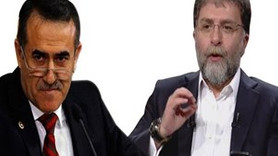 Ahmet Hakan'dan İhsan Özkes'e sert çıkış: Be arlanmaz ahlaksız!