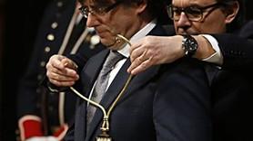 Katalonya Başkanı, Nazım Hikmet şiiriyle göreve başladı!