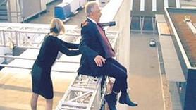 İki kadın işe girmek için işadamını çatıdan attı!