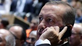 Erdoğan'dan Rahmi Koç ve Ali Koç'a başsağlığı telefonu!