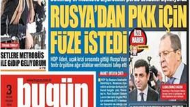 HDP'den Bugün gazetesine tekzip: Bütünüyle akıl dışıdır, gerçek dışıdır, yalandır