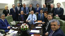 Erdoğan, Karakaya'nın tabutunu masaya koymak istemiş!