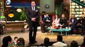 Beyaz Show'a bağlanan Ayşe öğretmenin isyanı: Sessiz kalmayın...