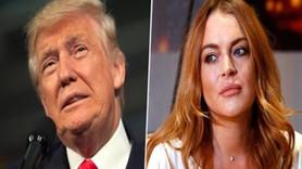 CNN, Trump'ın ses kaydını yayınladı: Lindsay Lohan yatakta harika!