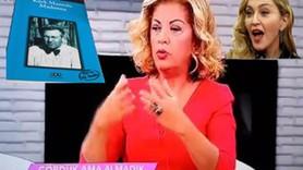 """""""Madonna"""" Skandalı: Ekrandan """"Cehalet"""" fışkırıyor!.."""