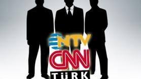 NTV ve CNNTÜRK'ün 3 ünlü isminden radikal karar!