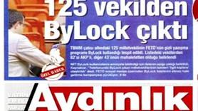 Aydınlık'ın ByLock haberine tepki beklemediği yerden geldi!