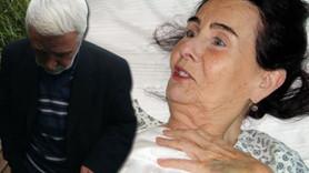 Hastane odasında Fatma Girik'e büyük şok!
