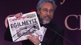 Can Dündar, CNN'de Amanpour'un konuğu oldu:Hem gururu hem de utancı bir arada yaşıyorum