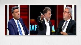 """Mehmet Metiner Ahmet Hakan'ı çileden çıkardı! """"Ne haysiyetsizliğimizi gördünüz?"""""""