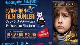 Van İran Film Günleri iptal edildi!