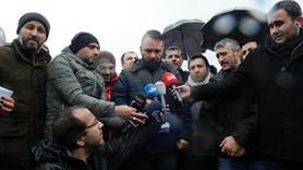 Muhabirler 44 şehit için yürüdü