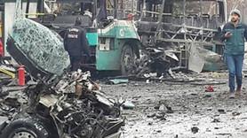 Kayseri'de bombalı araçla terör saldırısı: 14 şehit, 56 yaralı!