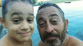 Cem Yılmaz yeni şovunda oğlu Kemal ile güldürecek!