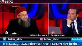 Cübbeli Ahmet Hoca'dan Kerimcan Durmaz'a ağır sözler!