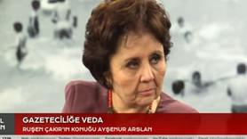 Ayşenur Arslan Hürriyet'teki operasyonu anlattı! Deniz Zeyrek neden görevden alındı?
