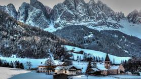 Kışın İtalya'ya gitmek için neden çok!