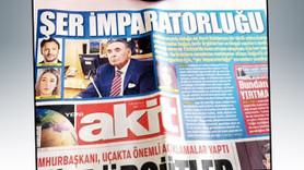 Yeni Akit gazetesine Aydın Doğan cezası!