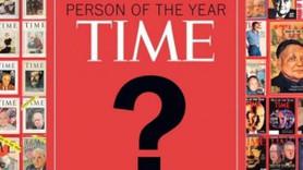 Ünlü dergi TIME 'Yılın İnsanı'nı seçti!