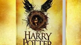 "JK Rowling'den yeni ""Harry Potter"" senaryo kitabı"
