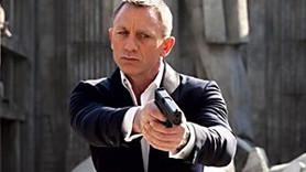'James Bond'un yeni adresi belli oldu