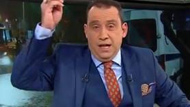 Ünlü ekran yüzü hükümeti suçlayan izleyiciye patladı: Suratınıza tükürüyorum!