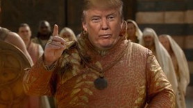 Game of Thrones'da Donald Trump sürprizi