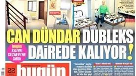 """""""Can Dündar dubleks dairede kalıyor"""" demişti! Bugün gazetesi tahliye haberini nasıl verdi?"""