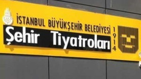 İstanbul Şehir Tiyatrosu'nda Levent Üzümcü'den sonra ikinci tasfiye!
