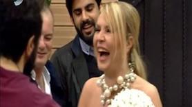 Seda Akgül Kısmetse Olur'da düğün yaptı, damat gelmedi, yalnız kaldı!