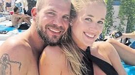Tolga Karel ile Sarah Scotti Dominik'te evleniyor