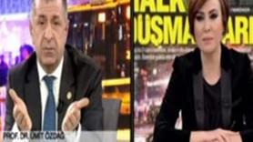 Habertürk sunucusunun sorusu MHP'li vekili kızdırdı: Ayıp oluyor Didem hanım!