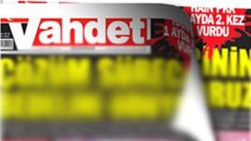 İslamcı gazete hükümete çaktı: Çözüm sürecinin bedelini ödüyoruz!